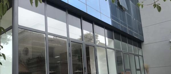 西安玻璃贴膜-----单项透视隔热膜