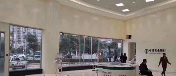 西安玻璃贴膜---4mil银行专用防爆膜